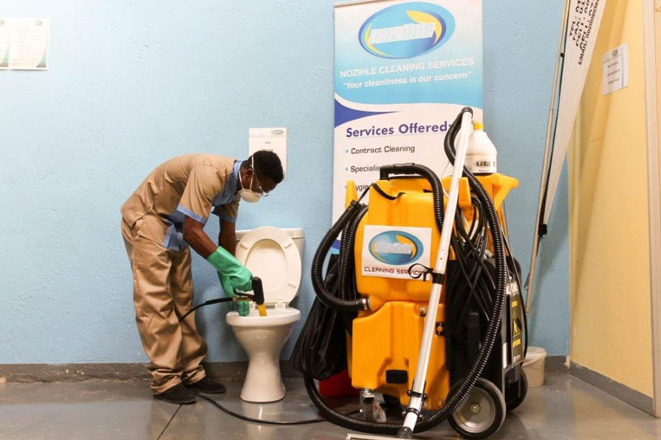 Restroom cleaning services in nelspruit