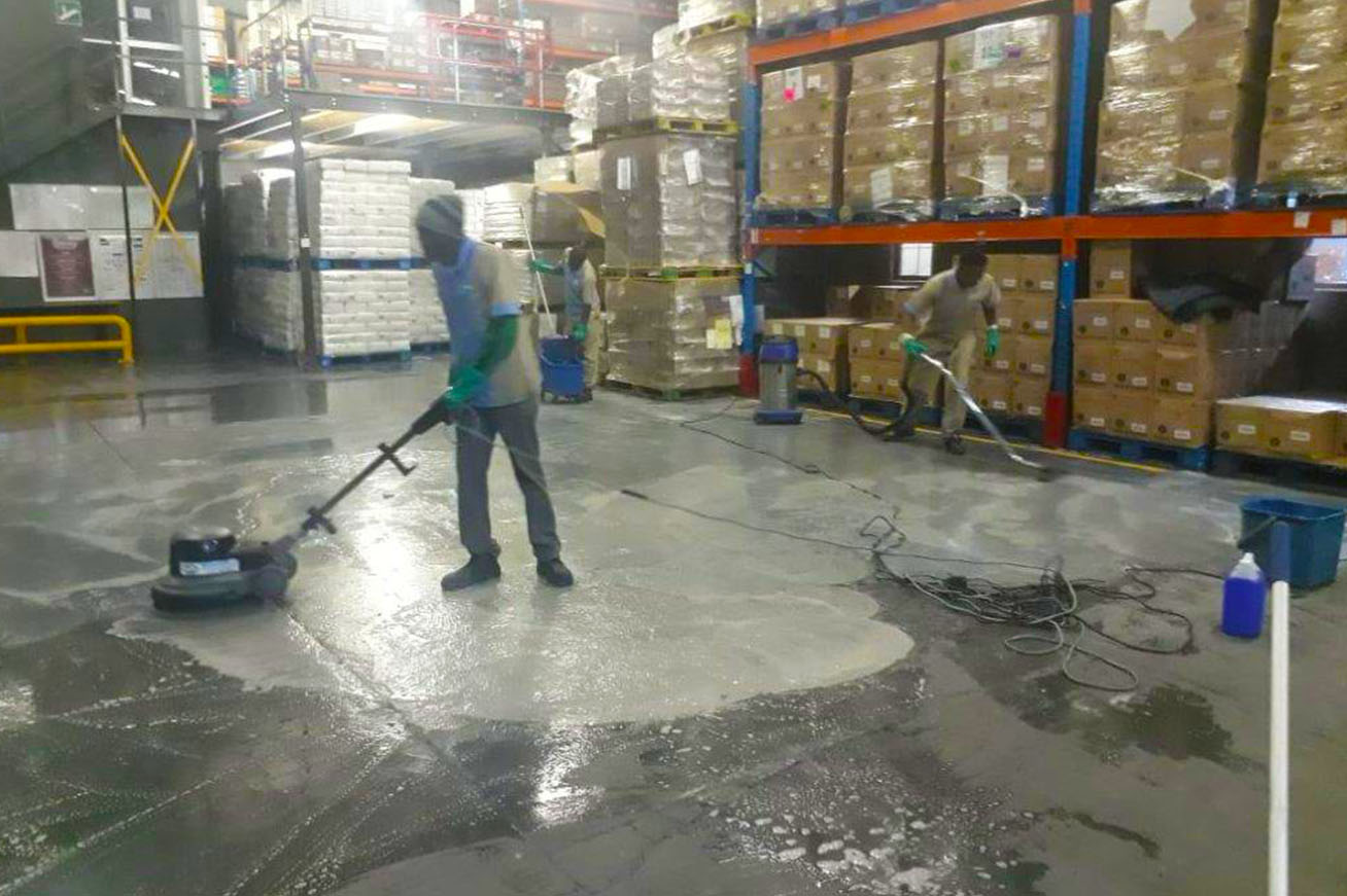 industrial cleaning services in nelspruit